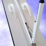 Fanlight opener
