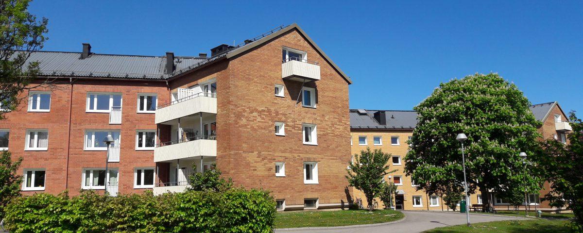 Ekangsgatan 22-34 (Borås, Sweden)